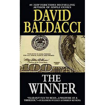 The Winner by David Baldacci - 9780613164474 Book