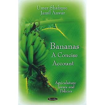 Bananas - A Concise Account by Umer Shafique - Jamil Anwar - 978161761