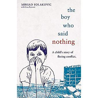 The Boy Who Said Nothing by The Boy Who Said Nothing - 9781786069030