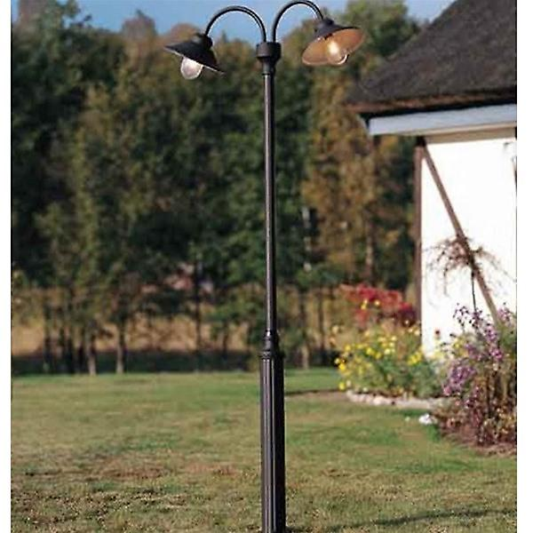 Konstsmide 555-750 Vega Garden Aluminium Post Light