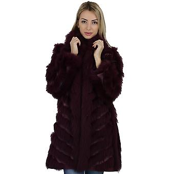 Fox Reversible Coat Conny