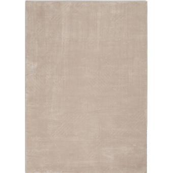 CK850 Orlando CK852 grå saffran rektangel mattor Plain/nästan vanligt mattor