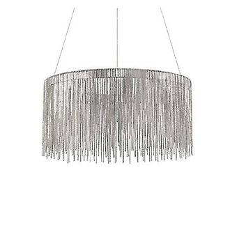 Led Ceiling Pendant Light Chrome