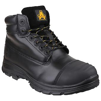 Amblers Safety Mens FS301 Brecon Water Resistant Metatarsal Guard Lace Up Safety Boot