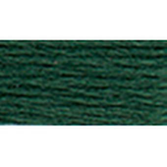 DMC-Wandbehang & Stickerei wolle 8,8 Yards Ultra Dark stumpf Jadegrün 486 7408