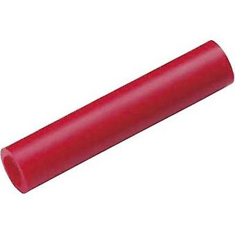 Butt joint 0.5 mm² Insulated Red Cimco 180330 1 pc(s)