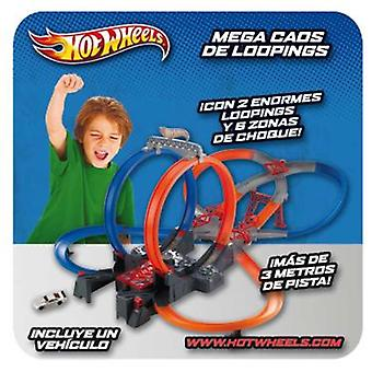 Mattel Mega Chaos Of Loopings (Kinderen , Speelgoed , Vehicles , Tracks And Circuits)