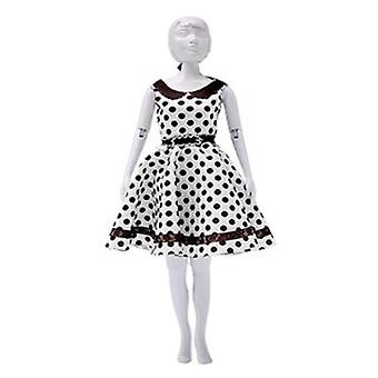 Dress Your Doll Peggy Dots (Giocattoli , Educativi E Creativi , Disegno E Moda , Moda)