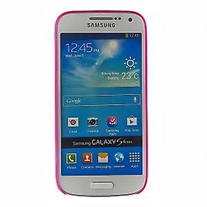 Ozaki OC705PK Coat 0.4 Jelly Cover Galaxy S4 mini i9195 pink