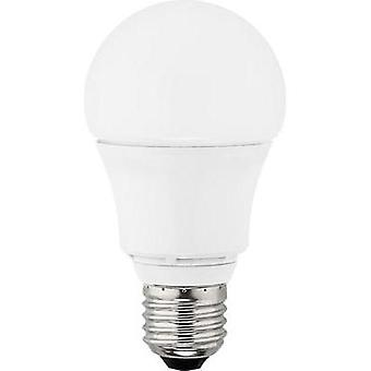 LED Müller Licht 230 V E27 10 W = 60 W Warm white EEC: A+ Arbitrary (Ø x L) 60 mm x 110 mm dimmable 1 pc(s)