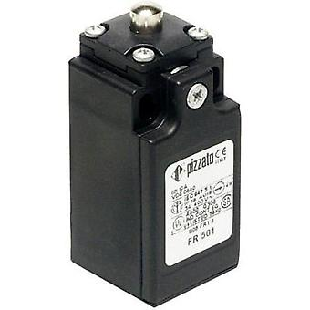 Limit switch 250 Vac 6 A Tappet momentary Pizzato Elettrica FR 501-M2 IP67 1 pc(s)