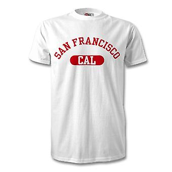 San Francisco City State Kids T-Shirt