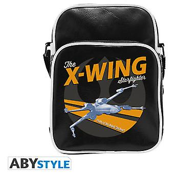 Abysse Star Wars Messenger Bag X-Wing Vinyl Small Size Hook