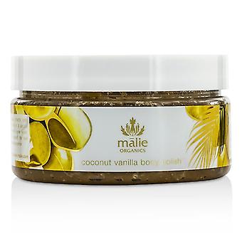 Malie Organics Coconut Vanilla Body Polish 236g/8oz