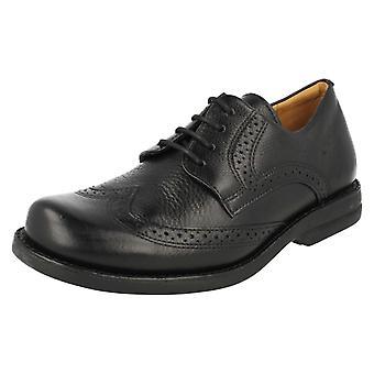 Herre anatomiske Smart Brogue sko Palmas