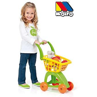 Molto Shopping Cart With Accessories (Toys , Home And Professions , Professions)