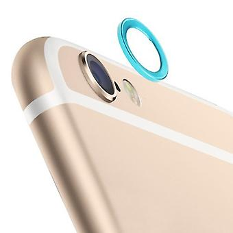 Camera protection protector ring for Apple iPhone 6 plus 5.5 blue