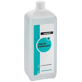 Active cleaner 99.5% pure isopropanol to clean dust degreasing release