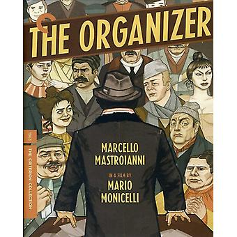 Organizer [BLU-RAY] USA import