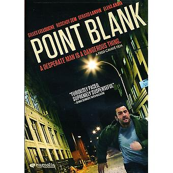 Point Blank [DVD] USA importerer