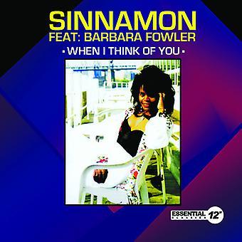 シナモン - と思うあなたの [CD] 米国をインポート
