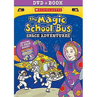 Magic School Bus: Space Adventures [DVD] USA import