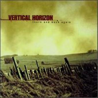 Vertical Horizon - daar & Back Again [CD] USA importeren