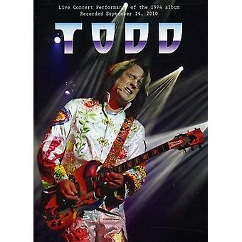 Todd Rundgren - Todd [DVD] USA import