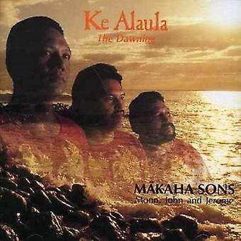 Makaha sønner af Ni'Ihau - Ke Alaula [CD] USA importerer