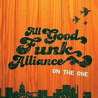 All Good Funk Alliance - On the One [CD] USA import