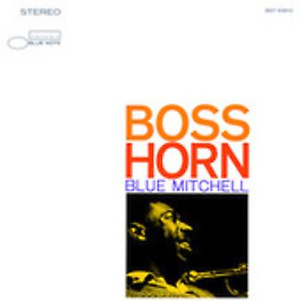 Blue Mitchell - baas hoorn [CD] USA importeren
