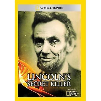 Lincolns Secret Killer [DVD] USA import