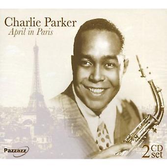 Charlie Parker - April i Paris [CD] USA Importer