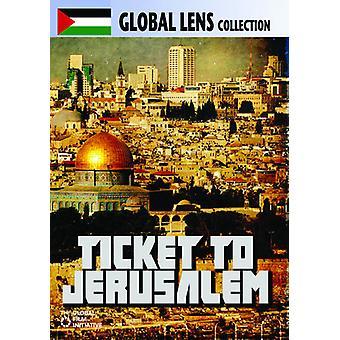 Ticket to Jerusalem [DVD] USA import