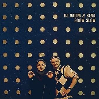 DJ Vadim & Sena - vokse langsomt [CD] USA import