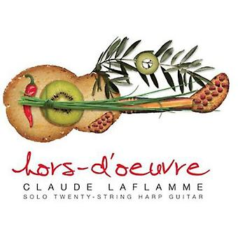 Claude Laflamme - Hors-Doeuvre [CD] USA import