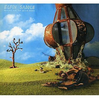 Elfin Saddle - ringen for Begin Again [CD] USA importen