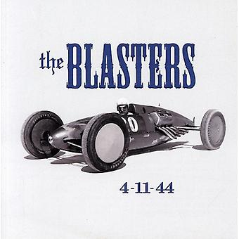 Blasters - 4-11-44 [CD] USA importerer