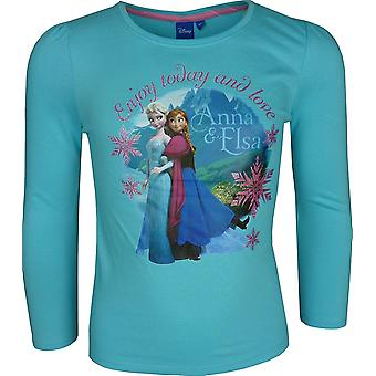 Disney frosne Elsa & Anna lange ærme Top PH1075