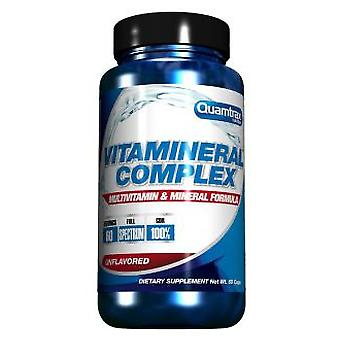 Quamtrax Nutrition Vitamineral complex 60 Tabletas