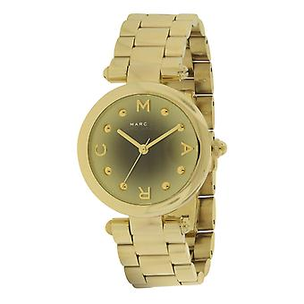 Marc By Marc Jacobs Dameur bims guld-Tone MJ3448