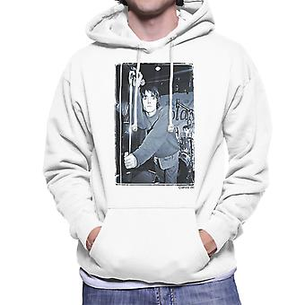 Oasis Liam Gallagher Live Men's Hooded Sweatshirt