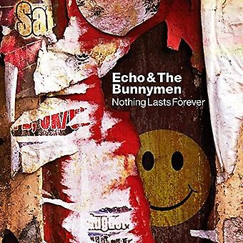 ECHO & Bunnymen - Echo & Bunnymen-Nothinglasts Forev [CD] USA importerer