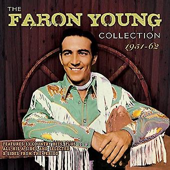 Faron Young - Young Faron-Collection: 1951-62 [CD] USA import