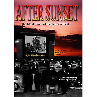 Efter solnedgang [DVD] USA Importer