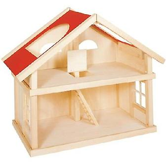 Goki Dolls house 2 floors (Toys , Dolls And Accesories , Miniature Toys , Stages)
