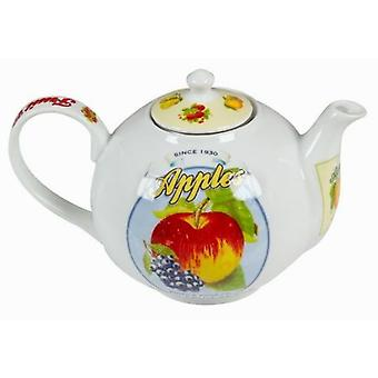 Bigbuy Teapot with strainer fruits Kitchen Collection's Deco