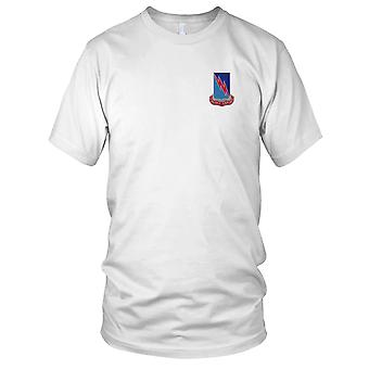 US Army - 323rd Military Intelligence Battalion Embroidered Patch - Kids T Shirt