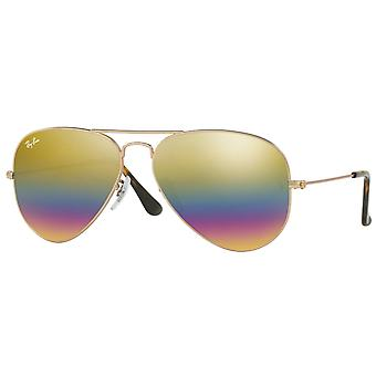 Ray-Ban Aviator Sonnenbrille RB3025 - 9020C 4-62