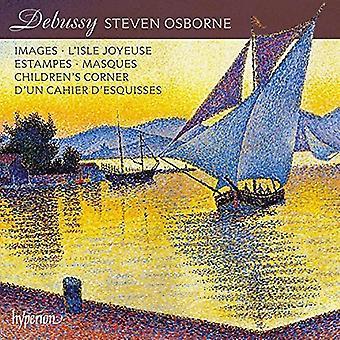 Debussy / Osborne, Steven - klavermusik [CD] USA import